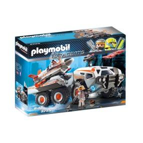 Playmobil - Wehikuł bojowy Spy Team 9255