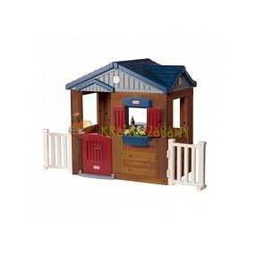 Little Tikes - Drewniany domek ogrodnika 172854