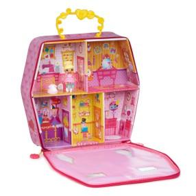 Lalaloopsy - Style 'N' Swap Przenośny domek krawcowej i laleczka 541950