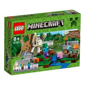 LEGO Minecraft - Żelazny golem 21123