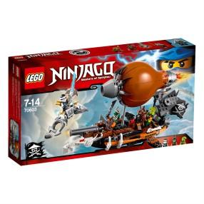 LEGO Ninjago - Piracki sterowiec 70603