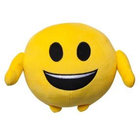 Imoji - Maskotka emotikon Szeroki uśmiech 18 cm 46001 9