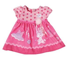 BABY born - Sukienka dla lalki 43 cm Groszki 822111 A