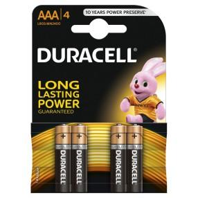 Duracell - Baterie AAA/LR03 4szt.