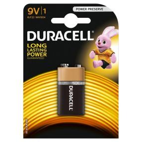 Duracell - Bateria 9V 1szt.