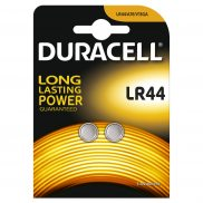 Duracell - Baterie LR44/A76/V13GA 2szt.