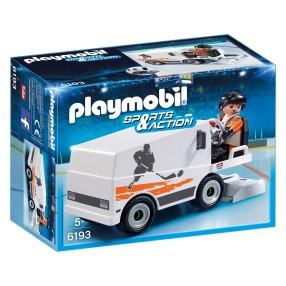 Playmobil - Rolba z figurką 6193