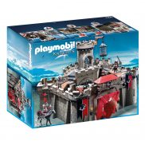 Playmobil - Zamek rycerski herbu Sokoła 6001