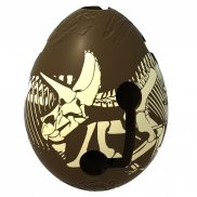 Smart Egg - Łamigłówka Jajko Puzzle Labirynt DINO 32890 B