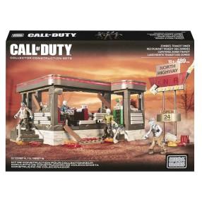 Mega Bloks Call Of Duty - Zombi w barze przydrożnym CNG84