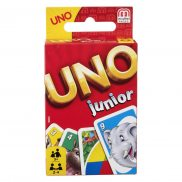 Mattel - Karty Uno Junior 52456