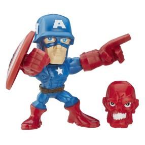 Hasbro Super Hero Mashers Micro - Kapitan Ameryka B6691 02
