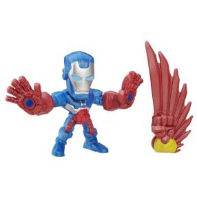 Hasbro Super Hero Mashers Micro - Iron Patriot B6691 05