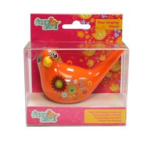 TM Toys - Aqua bird Wodny ptaszek Trelek Pomarańczowy 0813 06