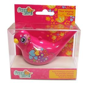 TM Toys - Aqua bird Wodny ptaszek Trelek Różowy 0813 08