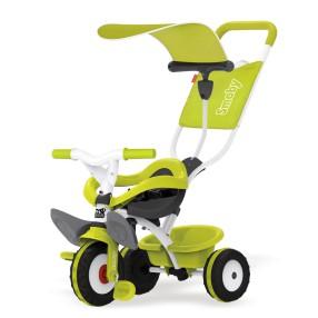 Smoby - Rowerek Baby Balade 3w1 zielony 444192