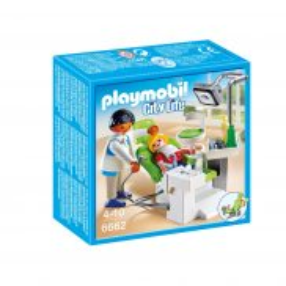 Playmobil - Gabinet dentystyczny 6662