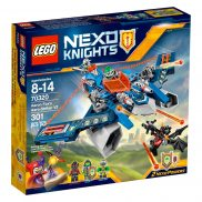 LEGO Nexo Knights - Myśliwiec V2 Aarona 70320