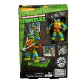 Mega Bloks Żółwie Ninja - Figurka klasyczna Leonardo DMW25