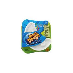 Moon Dough - Zestaw uzupełniający pojedynczy Biały 91002 A