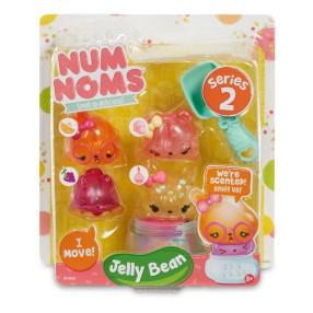Num Noms - Zestaw startowy Seria 2 Żelki Jelly Bean 544166