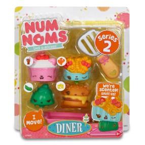 Num Noms - Zestaw startowy Seria 2 Obiad w restauracji 544142