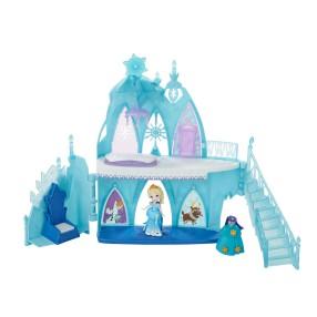 Hasbro Disney Princess - Mini laleczki Mroźny pałac Elsy B5197