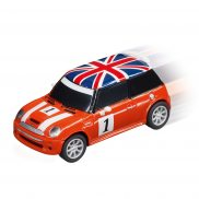 Carrera RC - Mini Cooper S 2.4 GHz Digital Proportional 1:43 430030