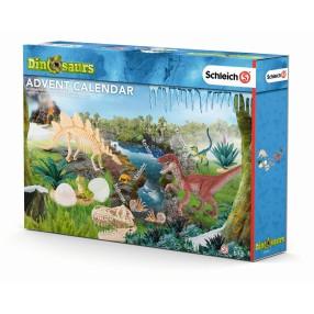 Schleich - Kalendarz adwentowy Dinozaury 97152