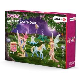 Schleich - Kalendarz adwentowy Bayala nocą 97153