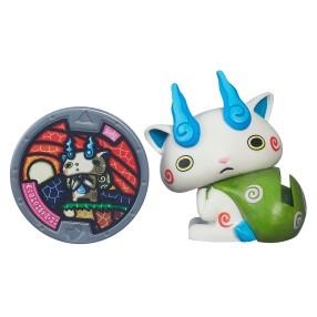 Yo-Kai Watch - Figurka 7 cm Komasan + medal B5940