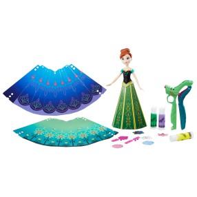 Hasbro Disney Frozen Kraina Lodu - Lalka Anna z Doh Vinci B6169