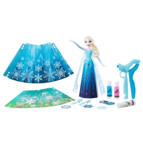 Hasbro Disney Frozen Kraina Lodu - Lalka Elza z Doh Vinci B6168