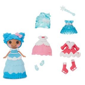 Lalaloopsy - Style 'N' Swap Mini Lalka Księżniczka Mittens 543848