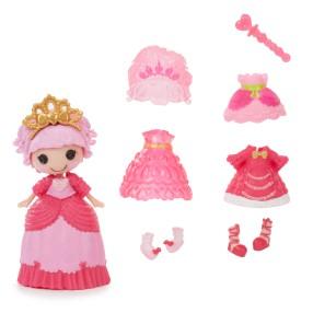 Lalaloopsy - Style 'N' Swap Mini Lalka Księżniczka Jewel 543831