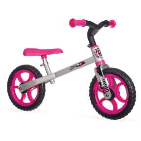 Smoby - Rowerek biegowy Różowy 770201