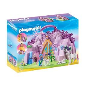 """Playmobil - Kuferek jednorożca """"Świat wróżek"""" 6179"""