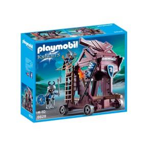 Playmobil - Wieża oblężnicza rycerzy herbu Orzeł 6628