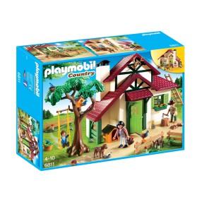 Playmobil - Domek leśniczego 6811