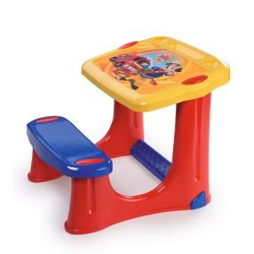 Smoby - Stolik z ławeczką Strażak Sam 420205