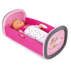 Smoby Baby Nurse - Kołyska łóżeczko dla lalki 220313