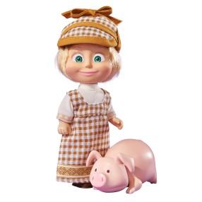 Simba Masza i Niedźwiedź - Masza ze świnką 9302117 C