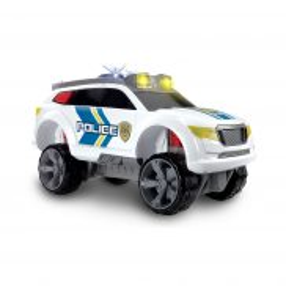 Dickie - Samochód policyjny ze światłem i dźwiękiem Interceptor 3308355