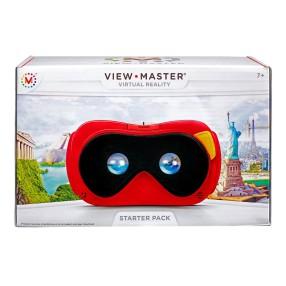 Mattel - View Master Wirtualna rzeczywistość 3D Zestaw startowy DLL68