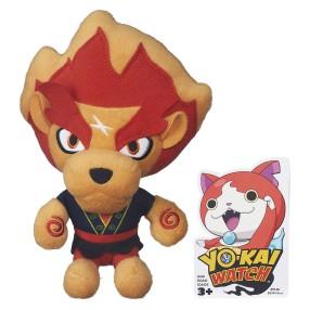 Yo-Kai Watch - Pluszowa figurka Blazion B7142