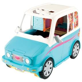 Barbie Na tropie piesków - Wakacyjny pojazd piesków DLY33