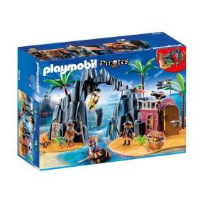 Playmobil - Piracka wyspa skarbów 6679
