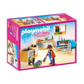 Playmobil - Kuchnia z kącikiem jadalnym 5336