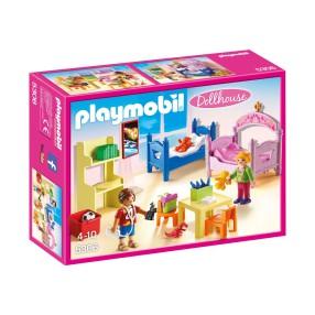 Playmobil - Kolorowy pokój dziecięcy 5306