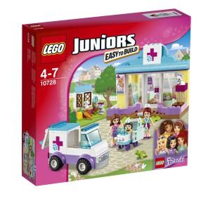 LEGO Juniors - Furgonetka z lodami Emmy 10728
